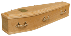Coffin and casket training